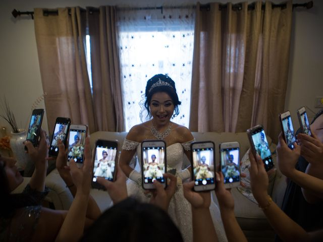 Radia and Ahmad's Wedding in Verona, New Jersey 4