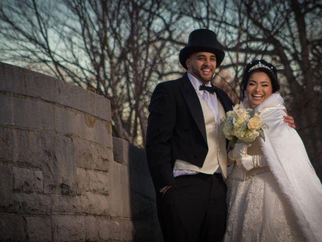 The wedding of Ahmad and Radia