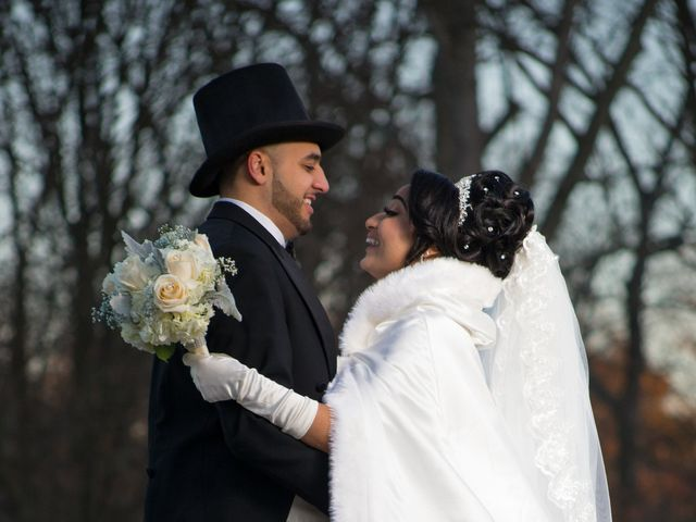 Radia and Ahmad's Wedding in Verona, New Jersey 7