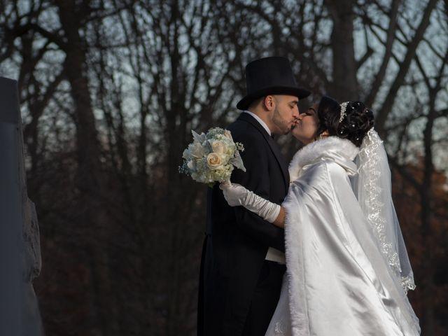 Radia and Ahmad's Wedding in Verona, New Jersey 8