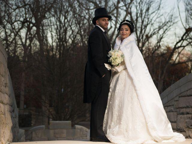Radia and Ahmad's Wedding in Verona, New Jersey 9