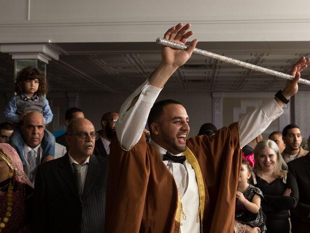 Radia and Ahmad's Wedding in Verona, New Jersey 14