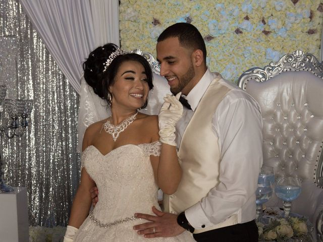 Radia and Ahmad's Wedding in Verona, New Jersey 15