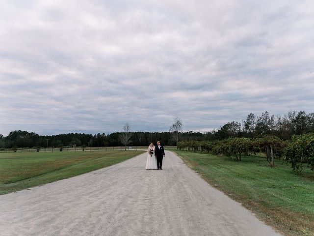 Morganne and Russell's Wedding in Sunset Beach, North Carolina 5