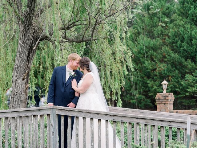 Morganne and Russell's Wedding in Sunset Beach, North Carolina 7