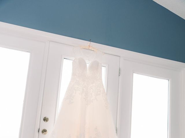 Morganne and Russell's Wedding in Sunset Beach, North Carolina 8