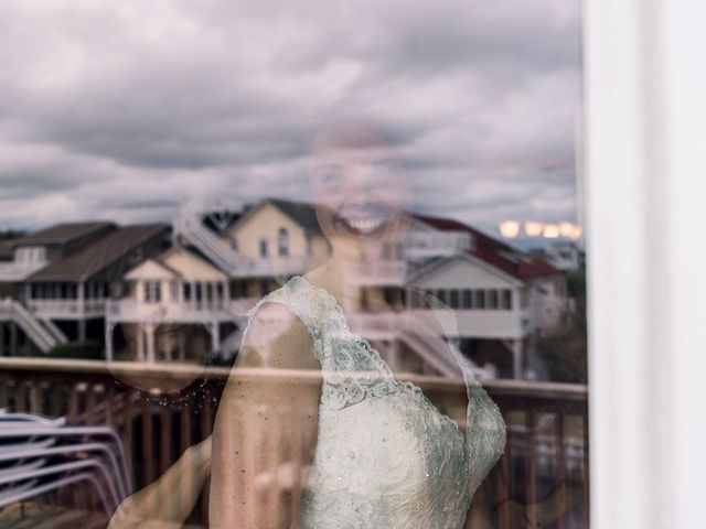 Morganne and Russell's Wedding in Sunset Beach, North Carolina 9