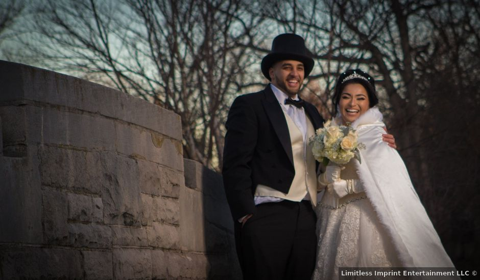 Radia and Ahmad's Wedding in Verona, New Jersey