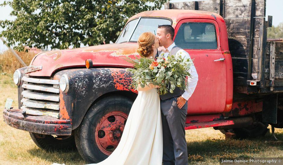 Cole and Alina's Wedding in Spokane, Washington