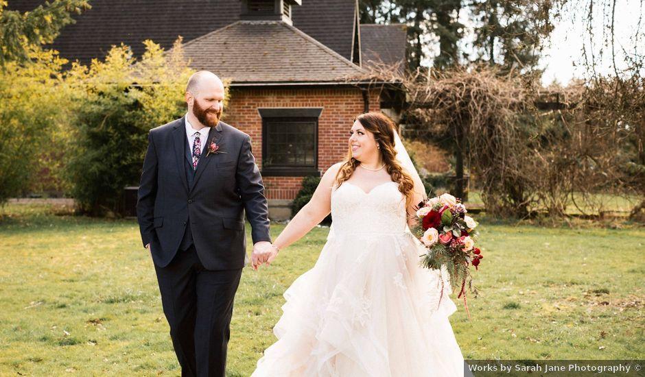 Martin and Alli's Wedding in Chehalis, Washington