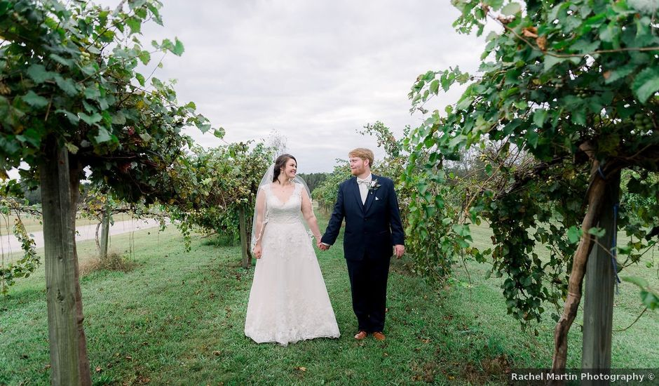 Morganne and Russell's Wedding in Sunset Beach, North Carolina