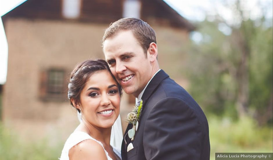 Rebecca and Bud's Wedding in Mora, New Mexico