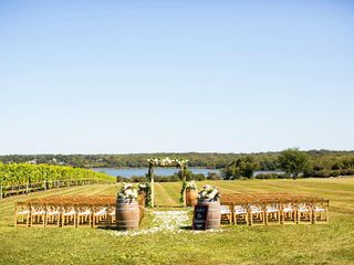 Anna and Mike's Wedding in Little Compton, Rhode Island 3