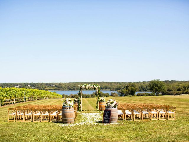 Anna and Mike's Wedding in Little Compton, Rhode Island 7