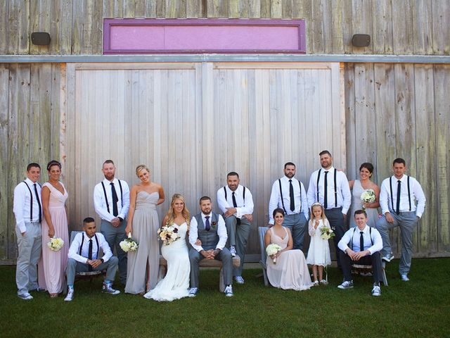 Anna and Mike's Wedding in Little Compton, Rhode Island 13
