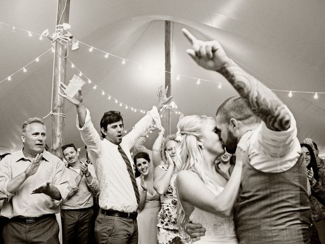 Anna and Mike's Wedding in Little Compton, Rhode Island 23