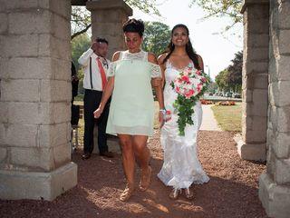 The wedding of Laqueisha and Cory 2