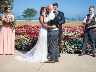 The wedding of Laqueisha and Cory 3