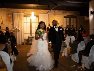 The wedding of Gabrielle and Michael 2