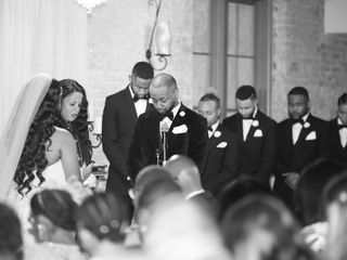 The wedding of Gabrielle and Michael 3