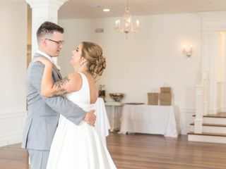 The wedding of Grace and Chris 2