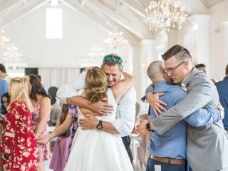 The wedding of Grace and Chris 3