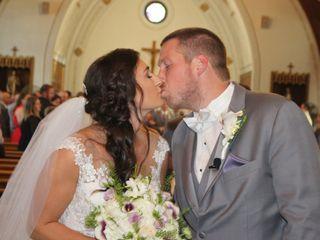 The wedding of Kayla and Garry 3