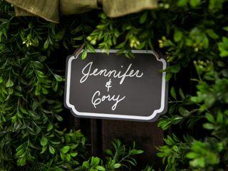 The wedding of Cory and Jennifer 2