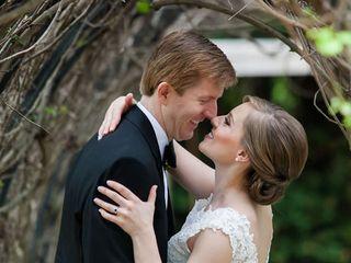 The wedding of Cory and Jennifer 1