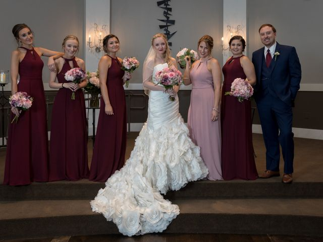Ali and Andrew's Wedding in Colleyville, Texas 6