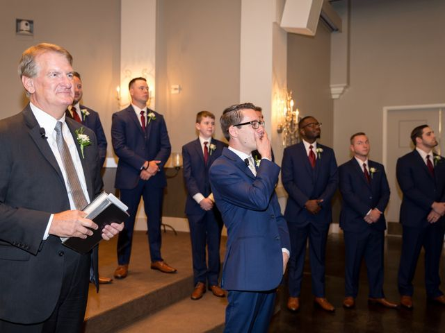 Ali and Andrew's Wedding in Colleyville, Texas 8