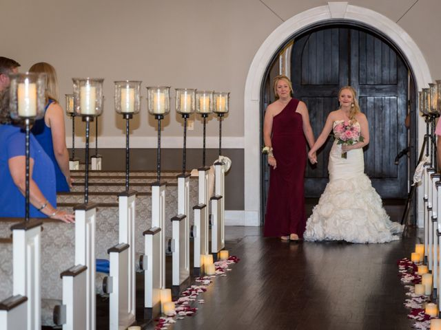 Ali and Andrew's Wedding in Colleyville, Texas 9