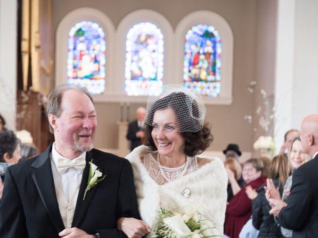 Joe and Mary's Wedding in Arlington, Massachusetts 8