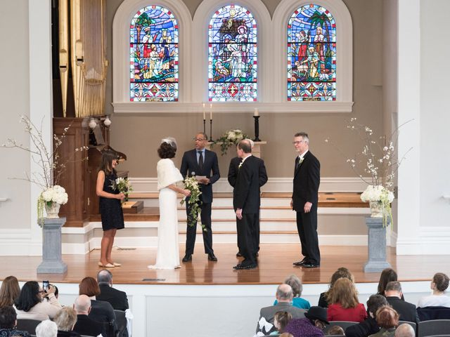 Joe and Mary's Wedding in Arlington, Massachusetts 12