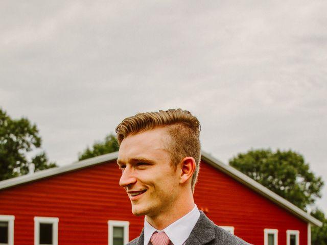 Matthew and Cherish's Wedding in Masonville, Iowa 9