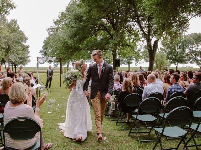 Matthew and Cherish's Wedding in Masonville, Iowa 1