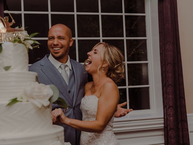 Anthony and Katelyn's Wedding in River Vale, New Jersey 8