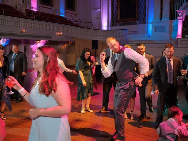 Paul and Sammantha's Wedding in Worcester, Massachusetts 3