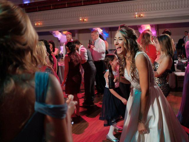 Paul and Sammantha's Wedding in Worcester, Massachusetts 4