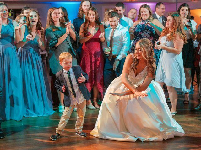 Paul and Sammantha's Wedding in Worcester, Massachusetts 6