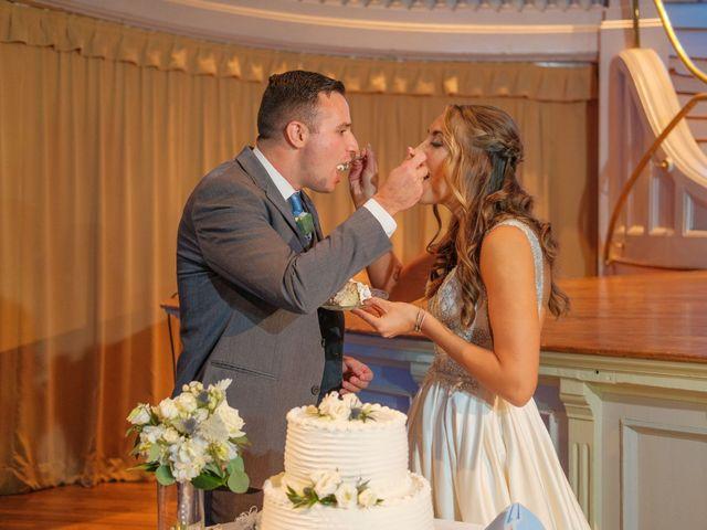 Paul and Sammantha's Wedding in Worcester, Massachusetts 9