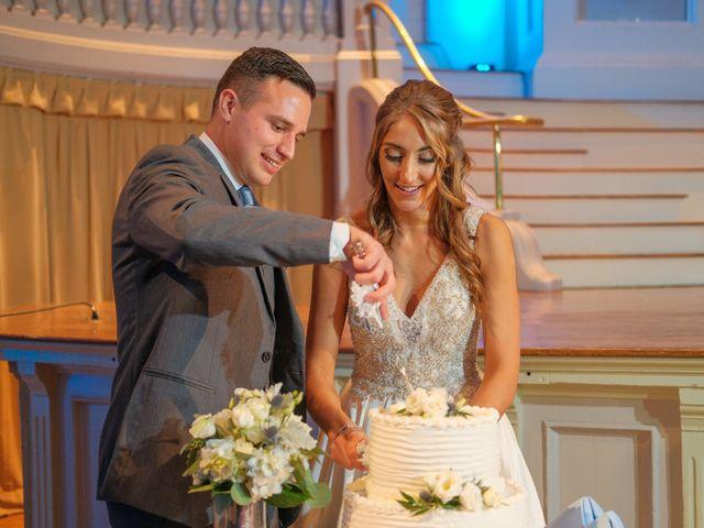 Paul and Sammantha's Wedding in Worcester, Massachusetts 10