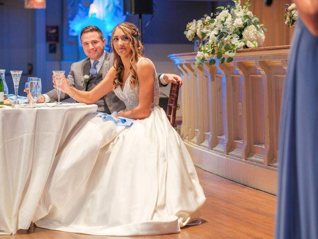 Paul and Sammantha's Wedding in Worcester, Massachusetts 13