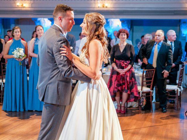 Paul and Sammantha's Wedding in Worcester, Massachusetts 14