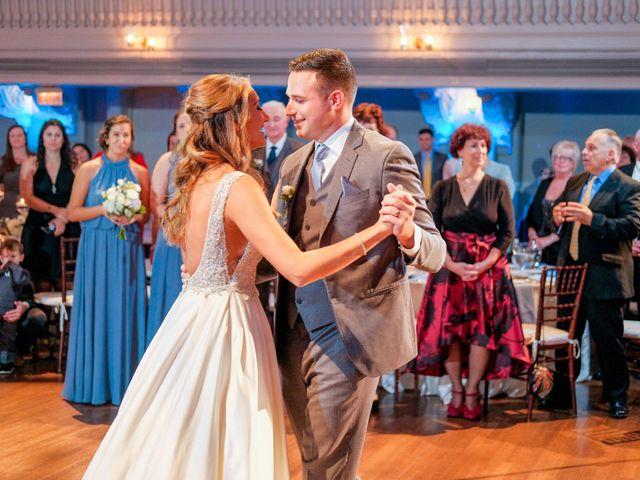 Paul and Sammantha's Wedding in Worcester, Massachusetts 15