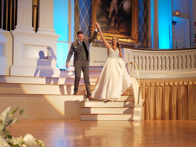 Paul and Sammantha's Wedding in Worcester, Massachusetts 16