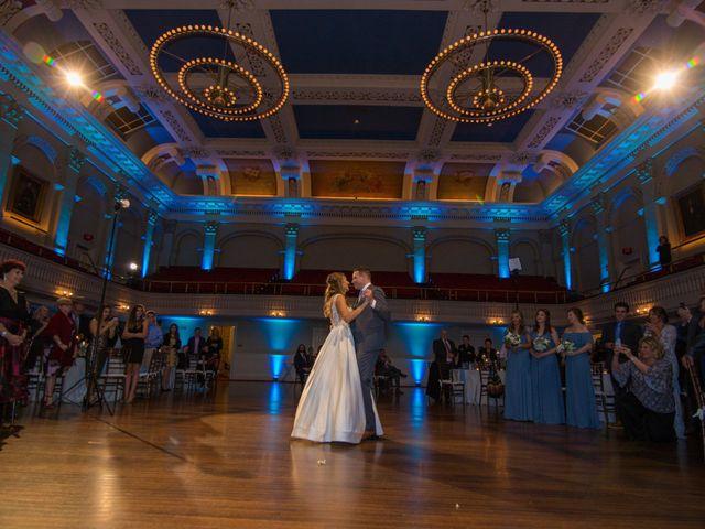Paul and Sammantha's Wedding in Worcester, Massachusetts 1