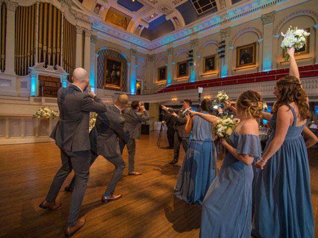 Paul and Sammantha's Wedding in Worcester, Massachusetts 17