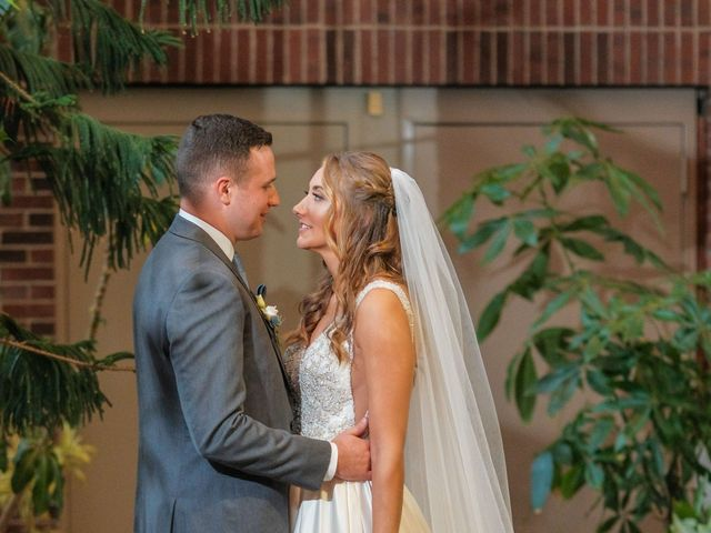 Paul and Sammantha's Wedding in Worcester, Massachusetts 18