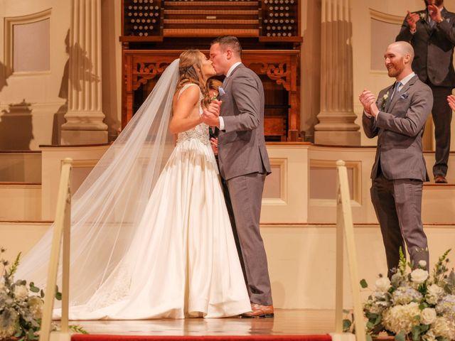 Paul and Sammantha's Wedding in Worcester, Massachusetts 20